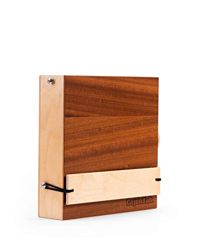 CajonTab Jumbo 12'' - Portable cajon drum with external snare by Louson Drums (Image #3)