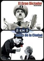 The Great Dictator/City Lights (El Gran Dictador / Luces de la Ciudad) 2en1 dvd (Latin Import) region 1 & 4 by Charles Chaplin