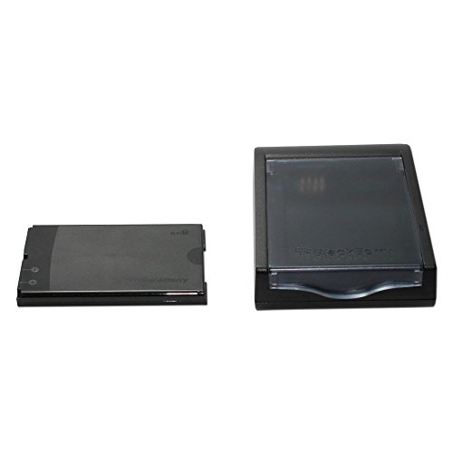 Genuine Original BlackBerry Battery M-S1 MS1 BAT-14392-001 For BlackBerry Bold 9000 9700 9780 1500mAh with Cradle Dock HDW-16222-001 Charger Included - Non Retail Packaging (Ms1 Blackberry Battery)