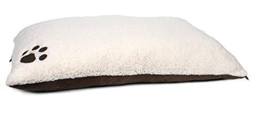 Petface Dog Bed, Memory Foam Mattress Pet Bed Pillow, Medium by Petface