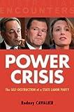 Power Crisis, Rodney Cavalier, 0521138329