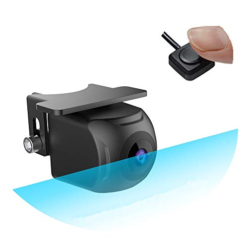 PARKVISION Front/Rear View Camera,Universal 180°Wide Angel Multiview Back Up Camera Rear Camera for Cars,Ford,Toyota,VW,Hyundai,Honda(Standard Version)