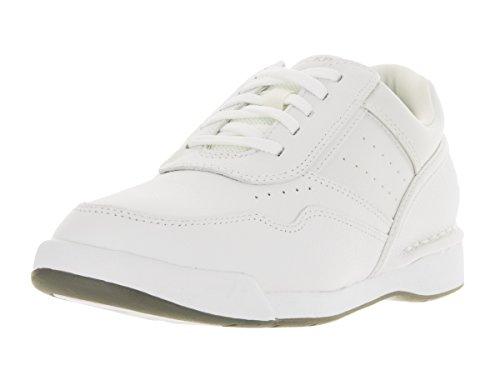 Rockport Men's M7100 Pro Walker Walking Shoe,White,10 M US
