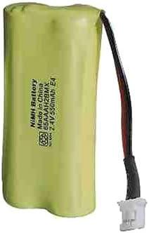 Gigaset S30852-D1640-X1 - Batería recargable (NiMh, 2.4 V, 650 mAh)