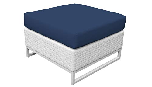 TK Classics TKC047b-O-NAVY Miami Seating Patio Furniture, Navy (Clearance Furniture Patio Miami)