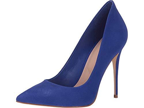 ALDO Women's Cassedy Medium Blue 37.5 B - Aldo Stiletto