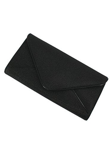Noir Grande de Soirée Soirée Magique de Scintillante Pochette Boutique Sac nzgxvZO
