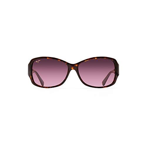 - MauiJim Nalani RS295-10 | Sunglasses, Dark Tortoise, with with Patented PolarizedPlus2 Lens Technology