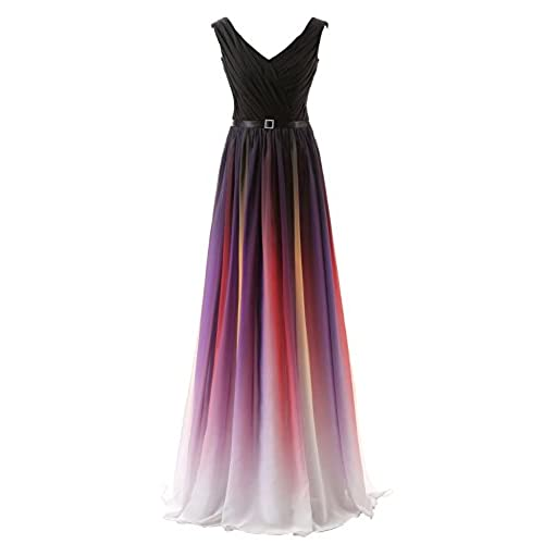 Ombre Gown: Amazon.com