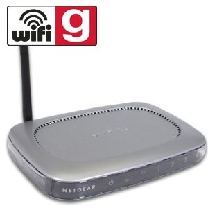 Netgear Wgt624 Wireless Firewall Router - Netgear WGT624 Wireless Firewall Router - 108Mbps, 802.11g, 4-Port, Recertified