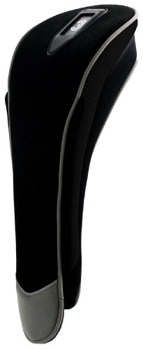 ProActive Easy Loader Fairway Headcover (Black/Black), Outdoor Stuffs