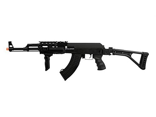 Tactical AK47 Electric Powered Airsoft Rifle ()