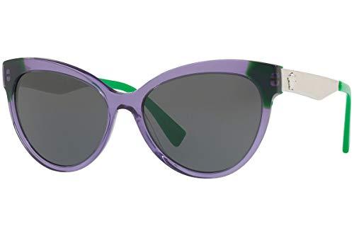 asses Violet Crystal w/Gray Lens 524587 VE 4338 ()