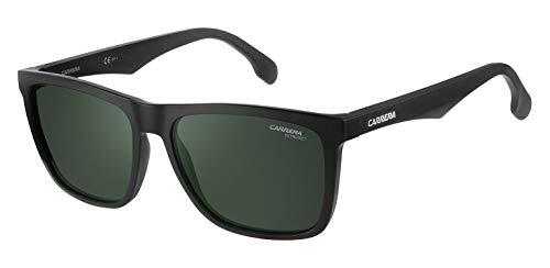 (Sunglasses Carrera 5041/S 0003 Matte Black/QT green lens)