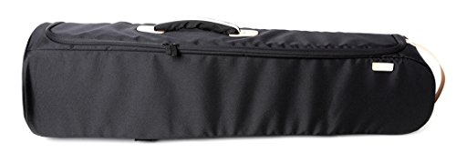 Curtis Bags Trombone Insulation Hybrid Bags With Hard Shell Tenor Black by Curtis Bags