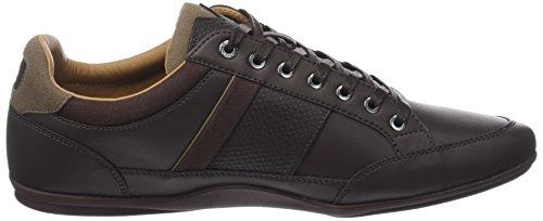 Lacoste Herre Chaymon 118 1 Cam Sneaker, Brun, 47 Eu Brun (dk Brw / Brw)