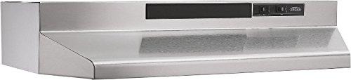 Broan 403004 30 In. Stainless Steel Ducted Range Hood