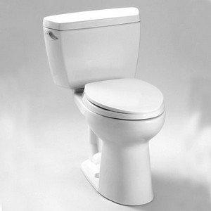 Sedona Drake Toilet Tank - TOTO CST744SLR#12 Drake Elongated Hdcp Bowl and Tank, Sedona Beige