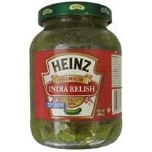 Heinz India Relish (Quantity of 6)