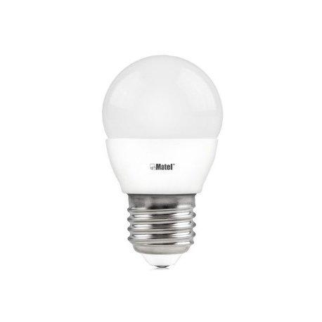 BOMBILLA LED ESFERICA E27 5W LUZ CÁLIDA. TECNOLOGÍA Y CALIDAD ALEMANA: Amazon.es: Iluminación