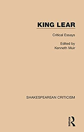 Buy king lear essay