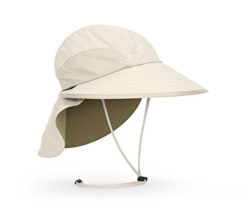 Hat Adventure Cream (Sunday Afternoons Sport Hat, Cream/Sand, Large)