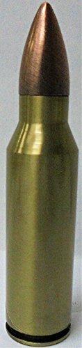 5 Eclipse Bullet Novelty Torch Flame Lighters, Refillable Butane Lighter 1462-3-5