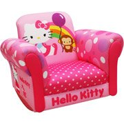 Hello Kitty Balloon Rocking Chair