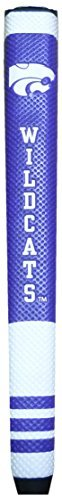 Team Golf NCAA Kansas State Wildcats Golf Putter Grip with Removable Gel Top Ball Marker, Durable Wide Grip & Easy to Control