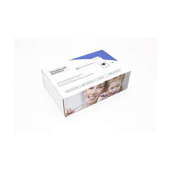 CN1 Esterilizador para cepillos de dientes. 3