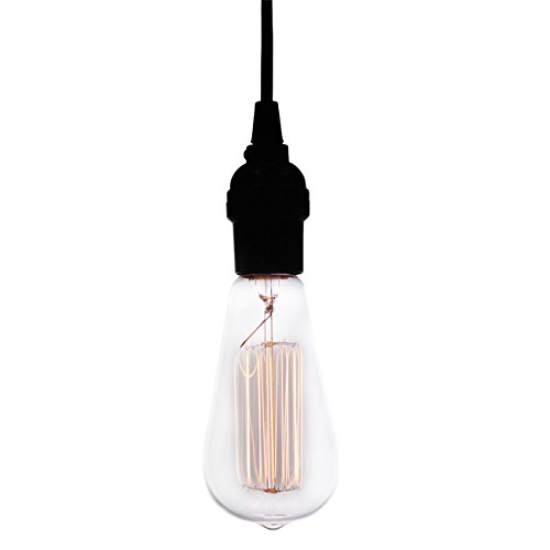 31H1%2Byx4iQL - Whse of Tiffany LD4001A Suspended Edison Light