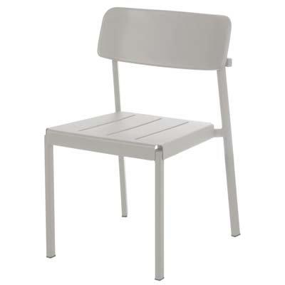 EMU Stuhl Shine Weiß (4-er Set)
