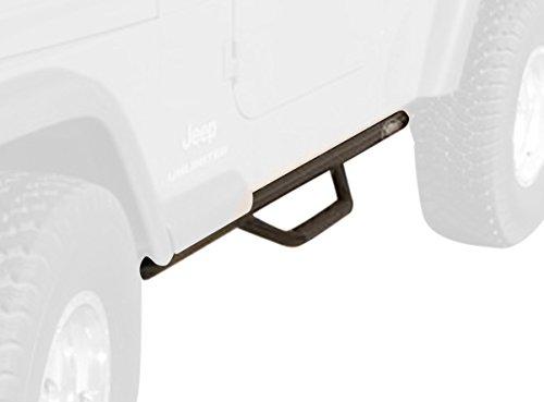 N-Fab J9756U-TX) Nerf Step Bar, Textured Black