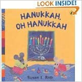 Hanukkah, Oh Hanukkah Book Cover