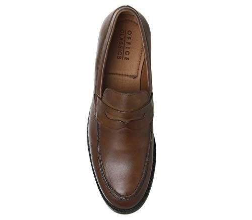Office Tan Office Loafers Classics Classics Leather wqYzaTT