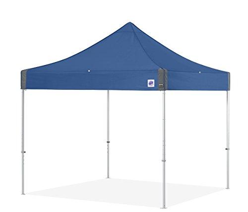 E-Z UP Inc. ENDA10KRB Endeavor Instant Shelter Pop up Canopy, Royal Blue