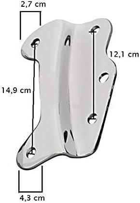 4-Punkt-Montagekit f/ür Harley Davidson Street Glide 09-13