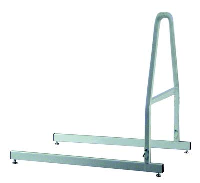 Lumex 2840A Trapeze Floor Stand, Chrome-Plated ()