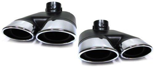 SPORT AUSPUFF ENDROHRE BLENDEN SPORT OPTIK Carparts-Online GmbH