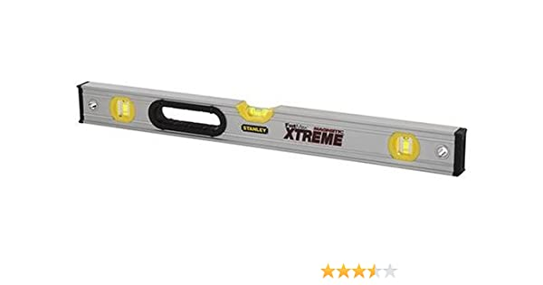 Stanley 43-649 48-Inch FatMax Xtreme Magnetic Box Beam Level - - Amazon.com