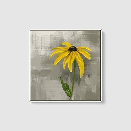 Framed for Living Room Bedroom Flowers for