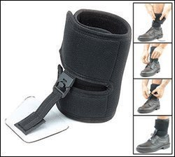 Ossur Foot-up – Drop Foot Brace – X-Large – Black by Ossur