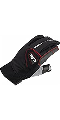 Gill Championship Long Finger Sailing Gloves 2017 - Black