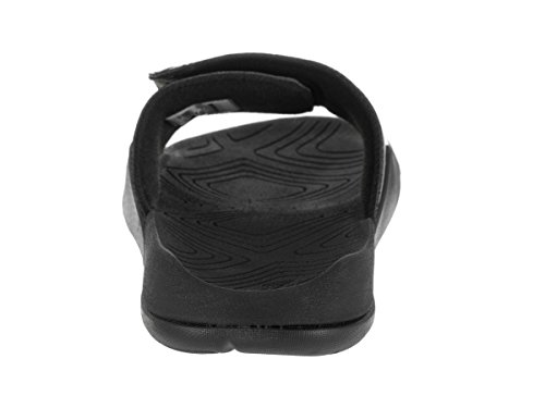 Men's zwart fitness Hydro groen sandalen 7 Jordan Ffqadwza