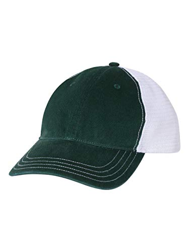 a2ecba6cd5bfa Amazon.com  Richardson Cap Adult Unisex 111 Garment Washed Front Mesh Back  Caps  Clothing
