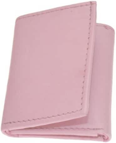 100% Genuine Leather Kids Wallet MultiColor #825COL