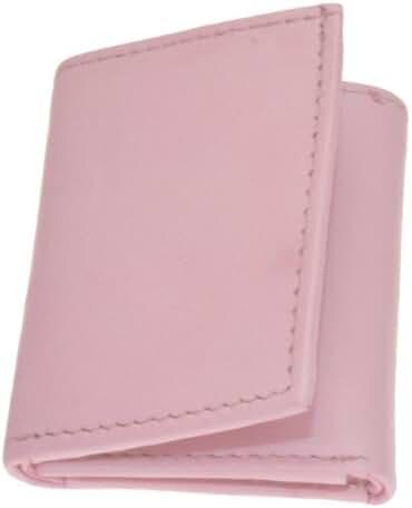 100% Genuine Leather Kids Wallet MultiColor #825COL