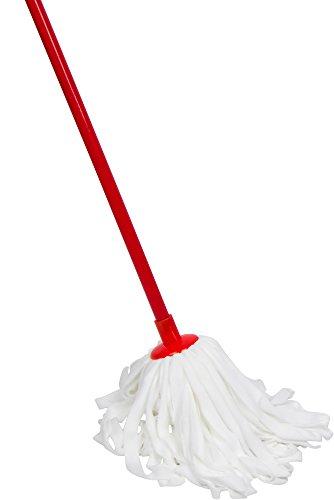 American Market Microfiber Cloth Mop (White) Microfiber Lightweight Mop