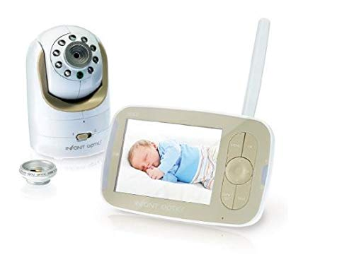 Infant Optics DXR-8 Video Baby Monitor with Interchangeable Optical Lens by Infant Optics