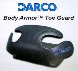 Body Armor Toe Guard MENS - SQUARE TOE by Darco ()